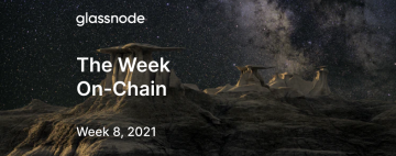Glassnode On-Chain Tuần 8, 2021